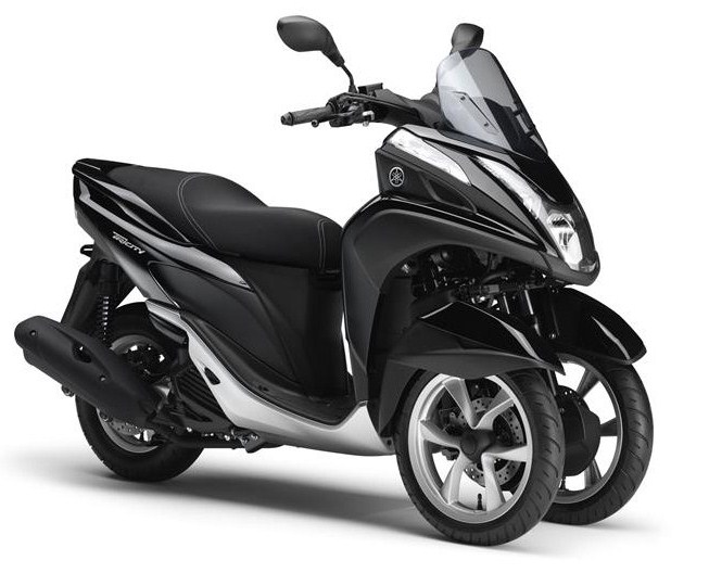 Ingin Tahu Harga Terbaru Motor Yamaha Tricity 155cc