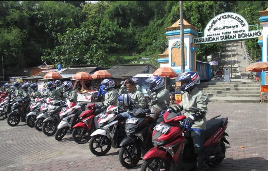 Sukses Tour De Soul dengan All New Soul GT 125 Moments To Go Wisata Kuliner Di Jakarta Hingga Bali