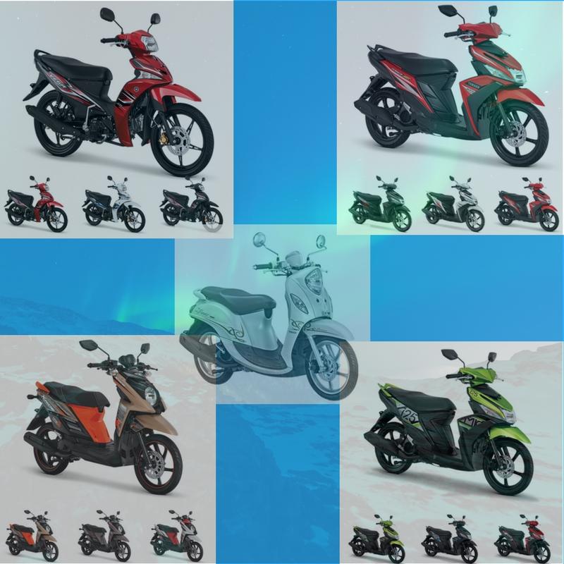 Promo Terbaru Kredit Motor Yamaha hanya dengan Dp Rp500ribu