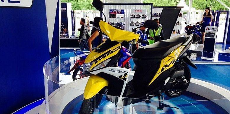 Sepeda Motor Mio M3 125 Gambar Warna Dan Cara Modifikasi