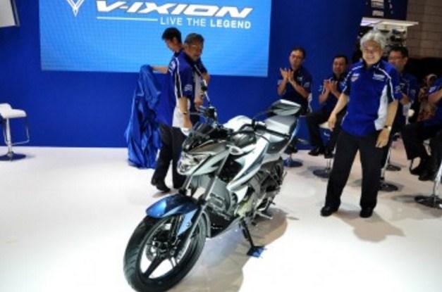 Keunggulan All New Vixion IIMS yang Lebih Modern dan Canggih