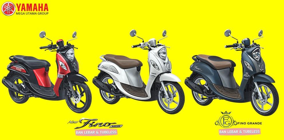 Berbeda Tapi Bermakna Dalam Satu Nama Yamaha Fino