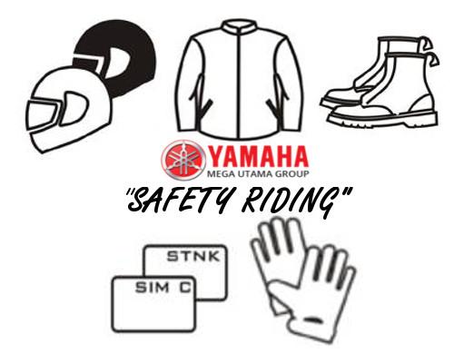 Tips Perlengkapan Safety Riding Dari Yamaha Mega Utama Group