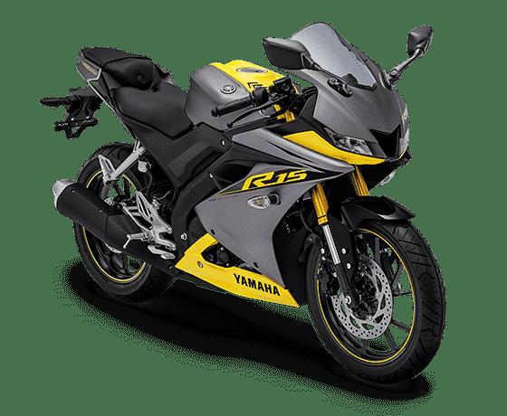Nyatanya Sangat Keren Warna Baru Yamaha All New R15 VVA